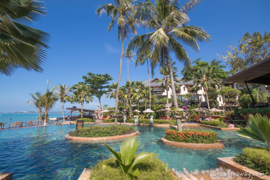 Pool Anantara Bophut