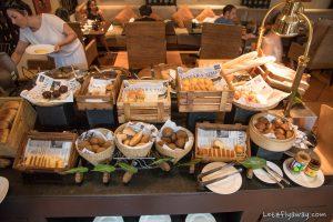breakfast Anantara Bophut Koh Samui Resort