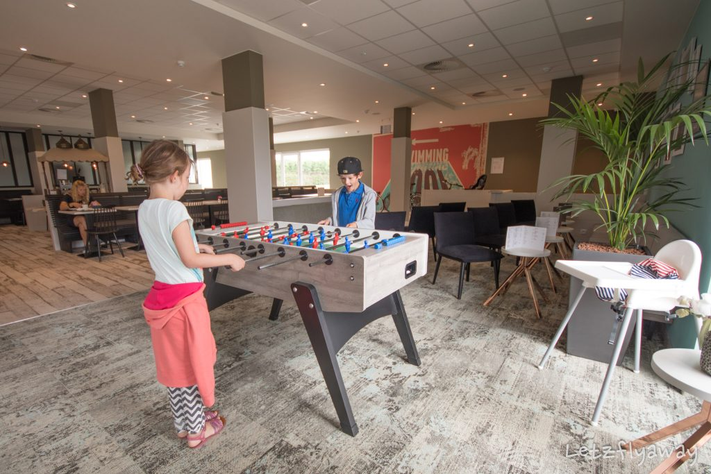Family friendly Ibis Styles Nieuwpoort