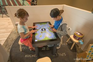 Ibis Styles Nieuwpoort kids corner