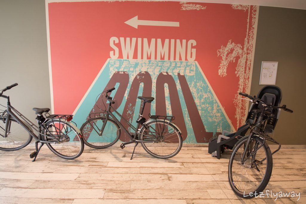Ibis Styles Nieuwpoort bicycles