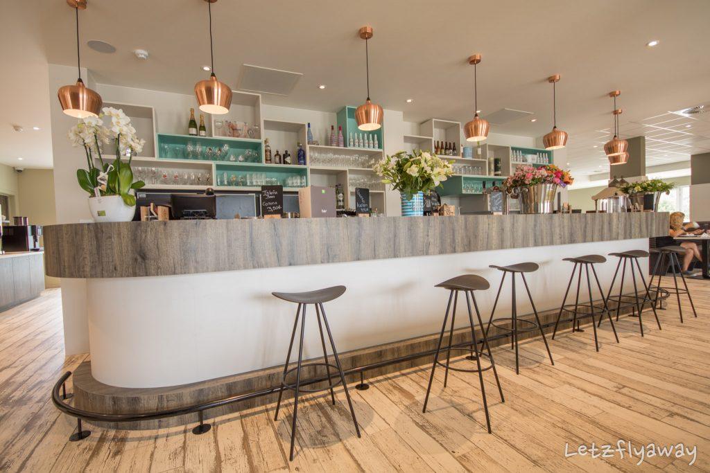 Ibis Styles Nieuwpoort bar