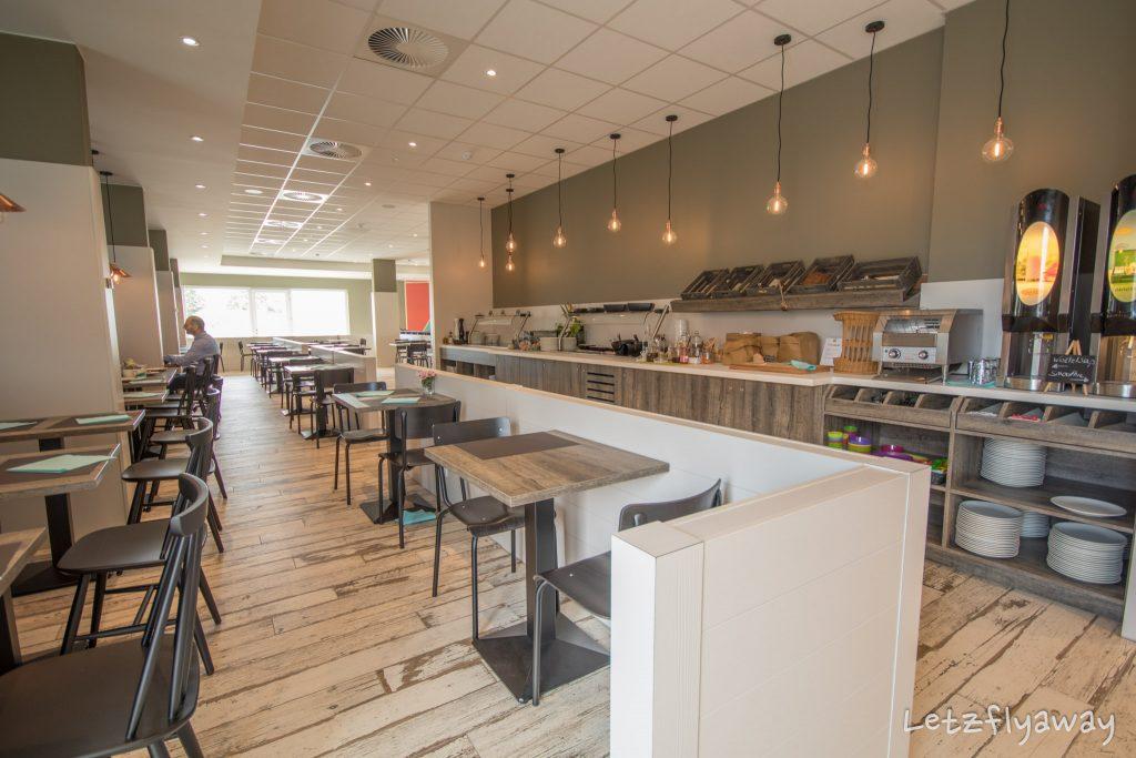 Ibis Styles Nieuwpoort breakfast