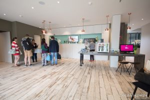 Ibis Styles Nieuwpoort lobby