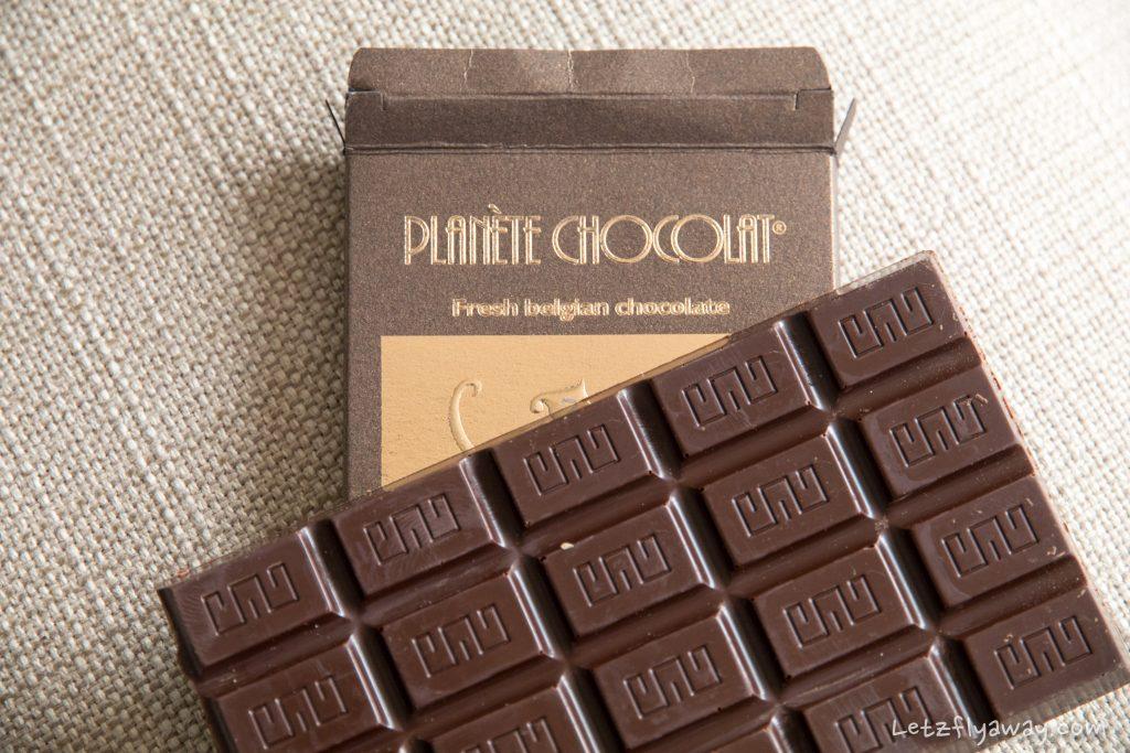 Plante Chocolat tablette