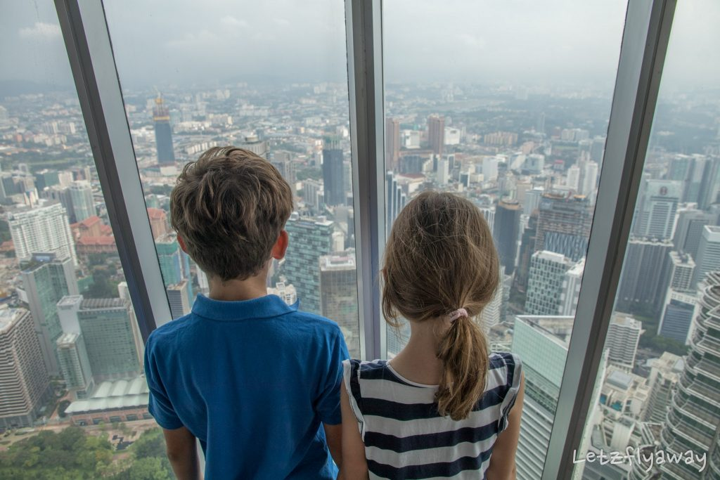 petronas towers kids