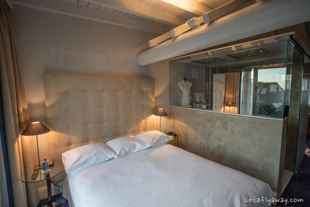 Suite at Le Place d'Armes