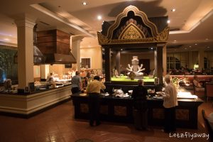 Sofitel Angkor western and asian buffet