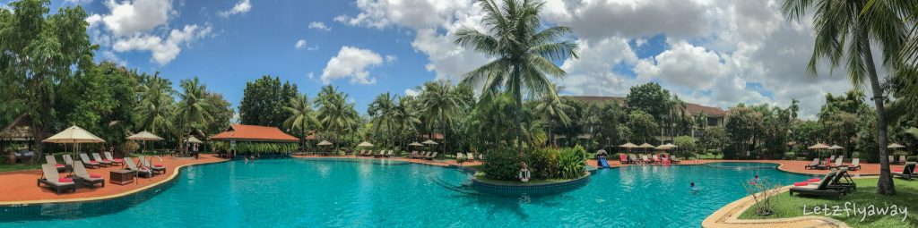 Sofitel Angkor pool