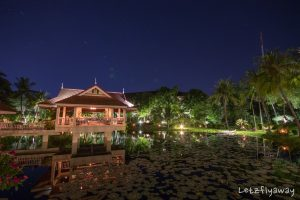 Sofitel Angkor by night