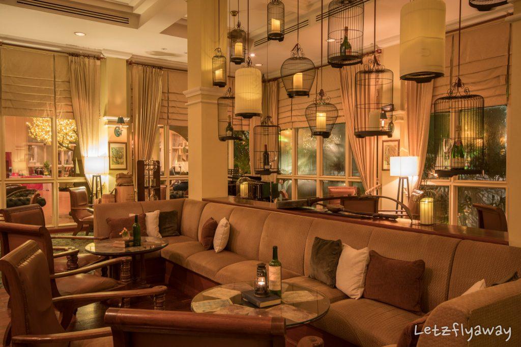Sofitel Angkor bar