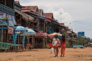 girls in kampong phluk