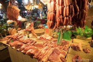 siem reap old market butcher