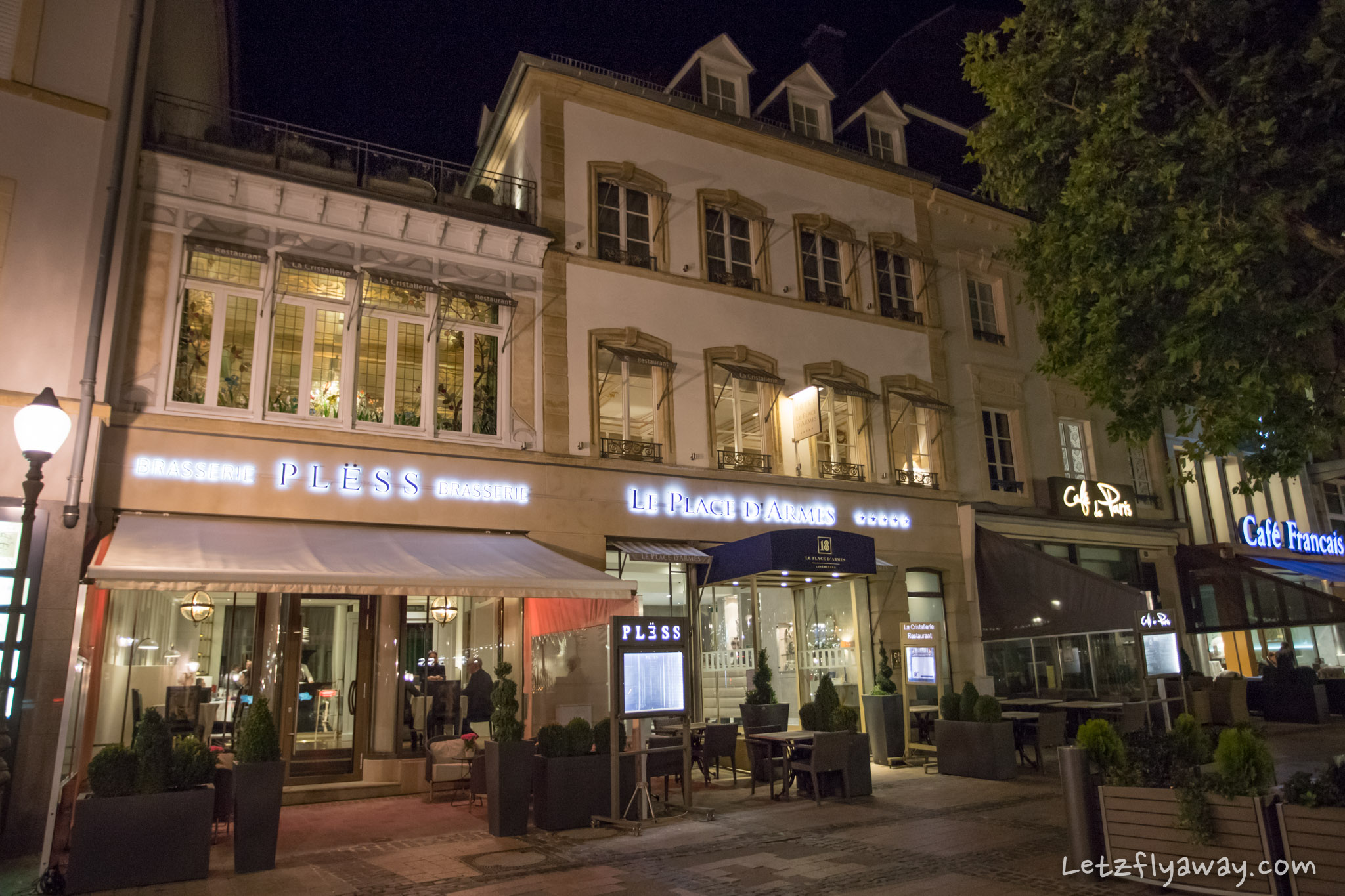 Hotel le place d armes luxembourg the best kept secret for Hotel le secret