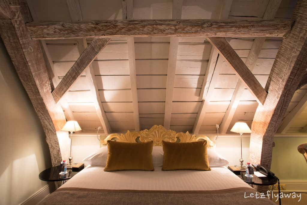 Hotel Le Place d'Armes Luxembourg bed