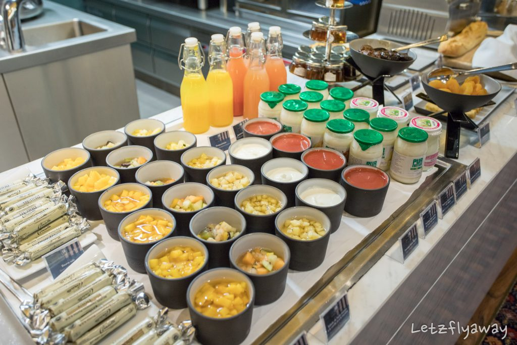 Hotel Le Place d'Armes Luxembourg breakfast
