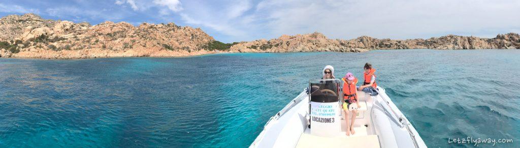 poltu quatu charter boat with kids