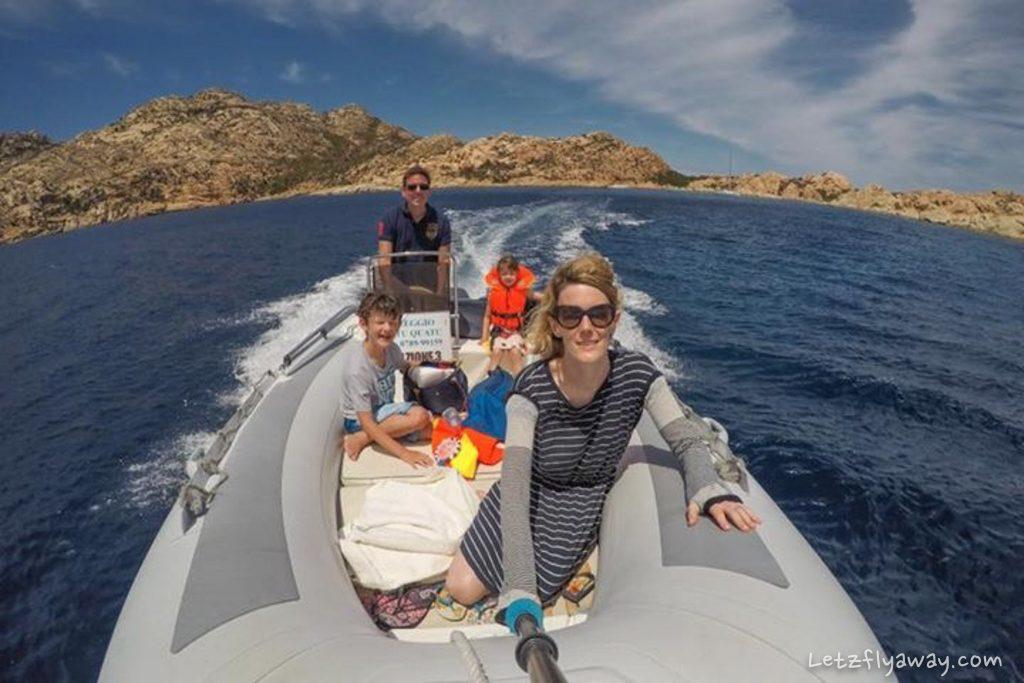 Costa Smeralda Sardinia with Kids