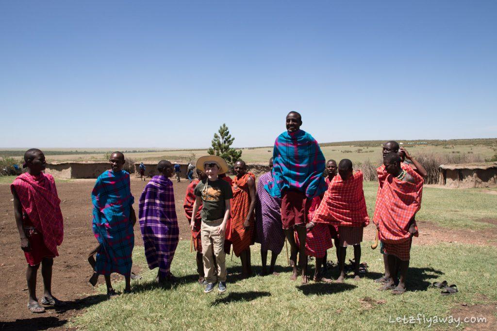 masai cultural village