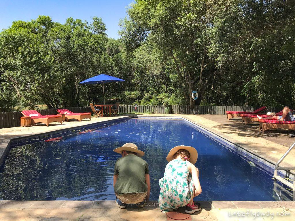 Kempinski Olare Mara Pool