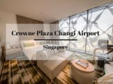 Crowne Plaze Changi