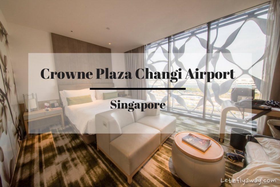 Crowne Plaze Changi