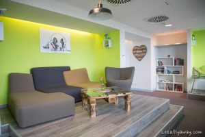 Novotel munich airport lounge