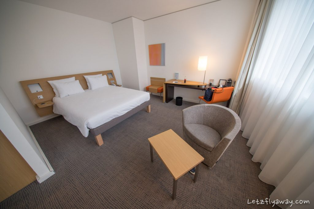 Novotel munich airport room