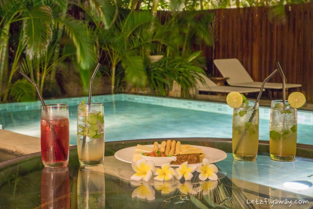 Sofitel Nusa Dua Cocktails