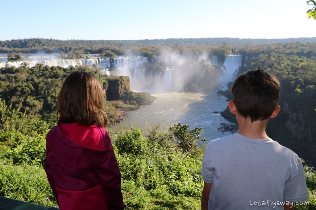 Iguazu Falls with Kids