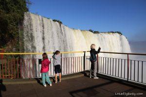 Iguazu Falls with Kids