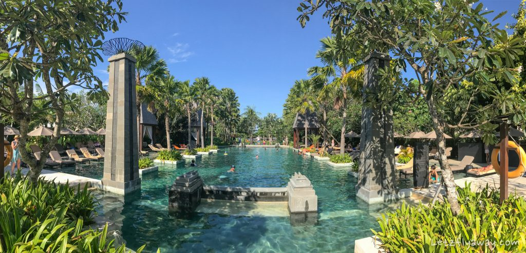 main pool sofitel nusa dua
