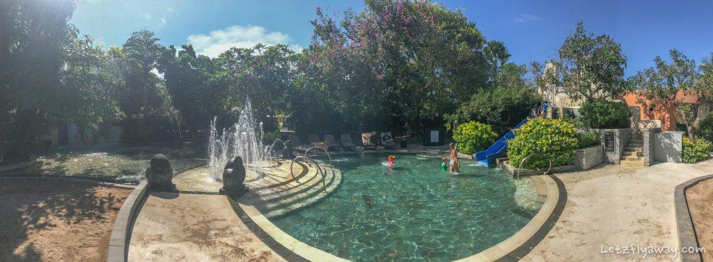 Sofitel Bali kids pool