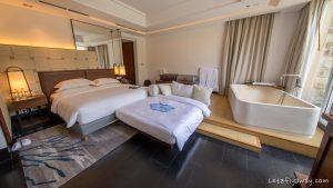 Sofitel Bali Nusa Dua Prestige Suite bedroom