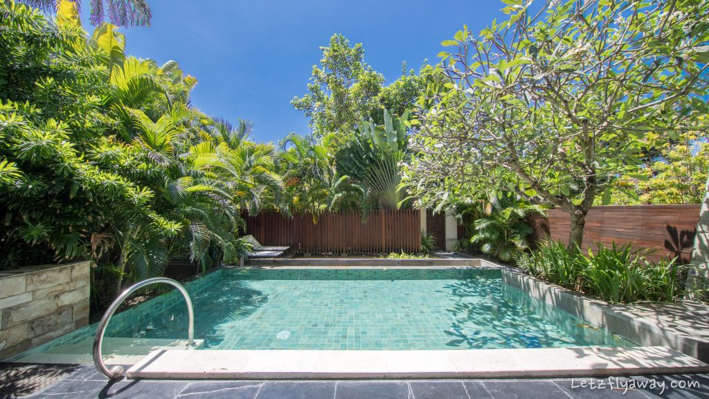 Sofitel Bali Nusa Dua Prestige Suite pool