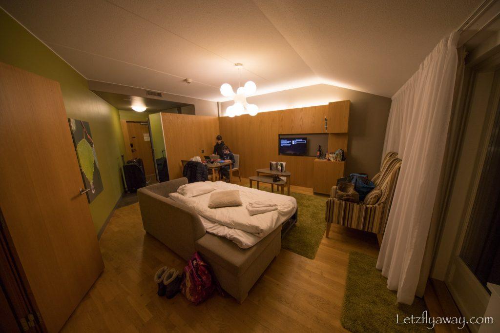 sauna suite levi